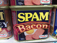 BREAKING NEWS: They made Spam better.