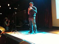 Gary Vaynerchuk at the NYC Vook Party