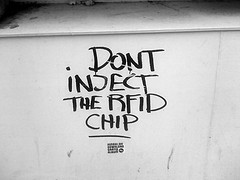 Don't Inject the RFID chip